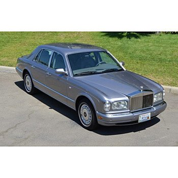 2000 Rolls-Royce Silver Seraph for sale 101184987