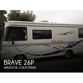 2000 Winnebago Brave for sale 300211893