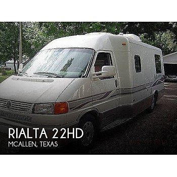 2000 Winnebago Rialta for sale 300211135
