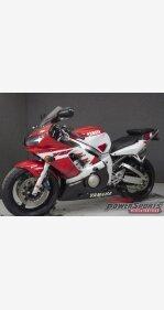 2000 Yamaha YZF-R6 for sale 200817021
