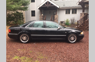2001 Audi S8 for sale 101139939