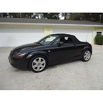 2001 Audi TT 1.8T Roadster w/ 180hp for sale 101427600