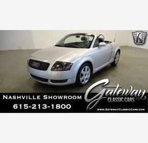 2001 Audi TT 1.8T Roadster w/ 180hp for sale 101431077