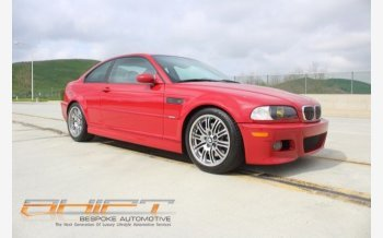 2001 BMW M3 Coupe for sale 101107158