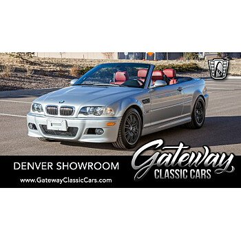 2001 BMW M3 Convertible for sale 101257203