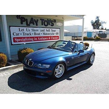 2001 BMW Z3 2.5i Roadster for sale 101111284