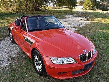 2001 BMW Z3 2.5i Roadster for sale 101407021