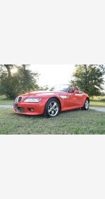 2001 BMW Z3 2.5i Roadster for sale 101407021