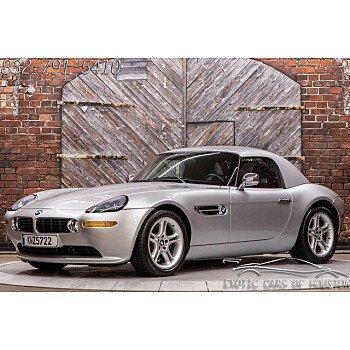 2001 BMW Z8 for sale 101333842