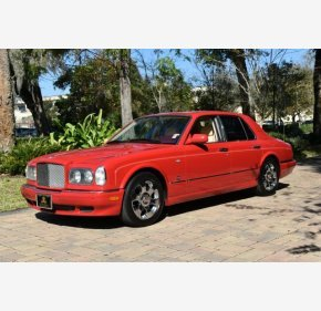 2001 Bentley Arnage Red Label for sale 101266241
