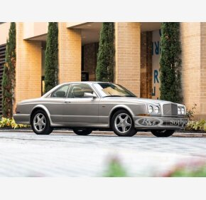 2001 Bentley Continental T Coupe for sale 101427050