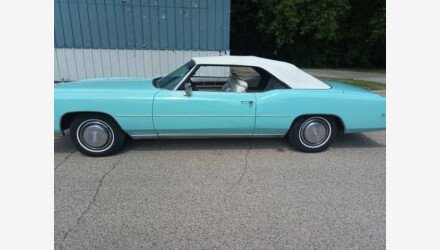 2001 Cadillac Eldorado for sale 101197005