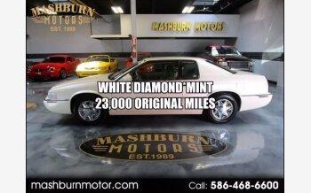 2001 Cadillac Eldorado ESC for sale 101551236