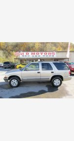 2001 Chevrolet Blazer 4WD 4-Door for sale 101051806