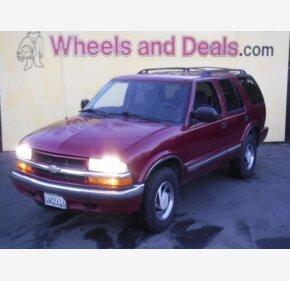 2001 Chevrolet Blazer 4WD 4-Door for sale 101262719