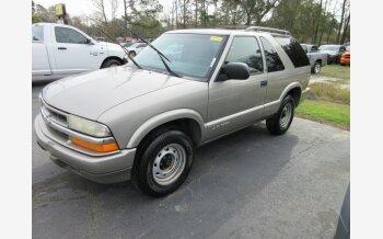 2001 Chevrolet Blazer 2WD 2-Door for sale 101282590