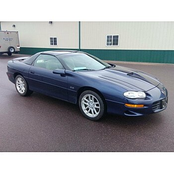 2001 Chevrolet Camaro Z28 Coupe for sale 101125444