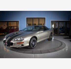 2001 Chevrolet Camaro Z28 Coupe for sale 100999196