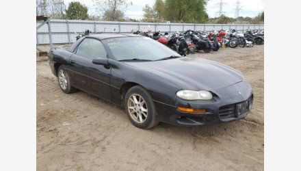 2001 Chevrolet Camaro Coupe for sale 101065367