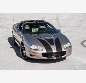 2001 Chevrolet Camaro Z28 Coupe for sale 101071434