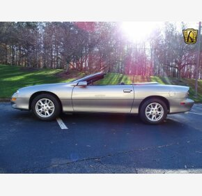 2001 Chevrolet Camaro Convertible for sale 101073074