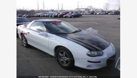 2001 Chevrolet Camaro Coupe for sale 101110586