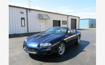 2001 Chevrolet Camaro Z28 Convertible for sale 101163918
