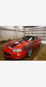 2001 Chevrolet Camaro Convertible for sale 101185307