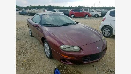 2001 Chevrolet Camaro Coupe for sale 101235396