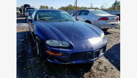 2001 Chevrolet Camaro Coupe for sale 101237352
