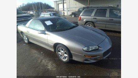 2001 Chevrolet Camaro Coupe for sale 101269534