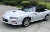 2001 Chevrolet Camaro SS Convertible for sale 101338030