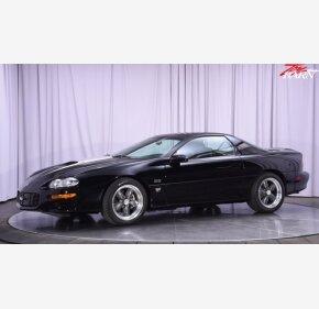 2001 Chevrolet Camaro for sale 101347930