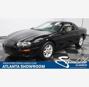 2001 Chevrolet Camaro for sale 101392202