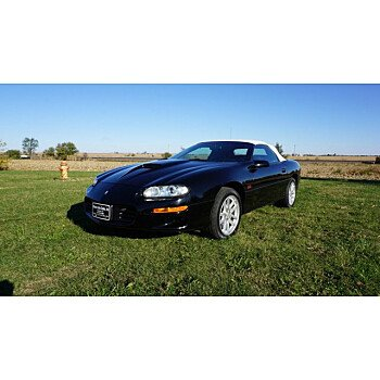 2001 Chevrolet Camaro for sale 101404836