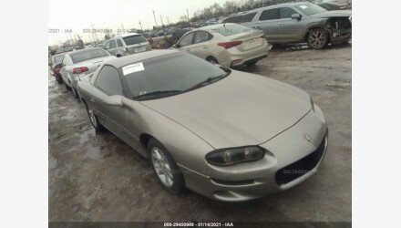 2001 Chevrolet Camaro Coupe for sale 101439458