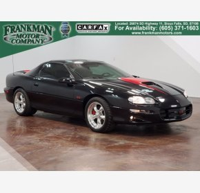 2001 Chevrolet Camaro Z28 for sale 101440825