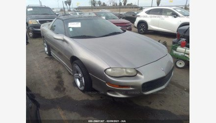2001 Chevrolet Camaro Coupe for sale 101456560