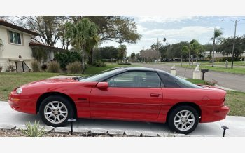 2001 Chevrolet Camaro Z28 Coupe for sale 101462618