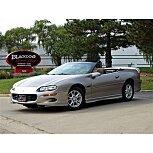 2001 Chevrolet Camaro for sale 101603726