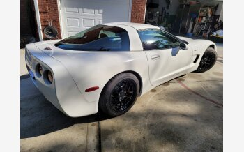 2001 Chevrolet Corvette Coupe for sale 101389447