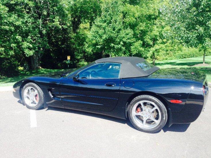 2001 Chevrolet Corvette Convertible for sale 100770541