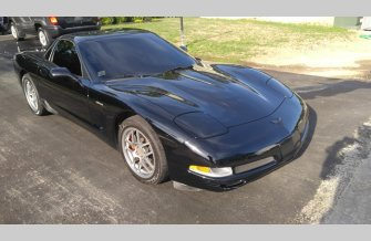 2001 Chevrolet Corvette Z06 Coupe for sale 100771275