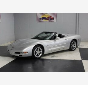 2001 Chevrolet Corvette for sale 101018405