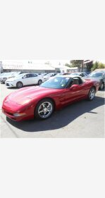 2001 Chevrolet Corvette Convertible for sale 101029995