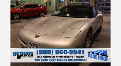 2001 Chevrolet Corvette Convertible for sale 101052888