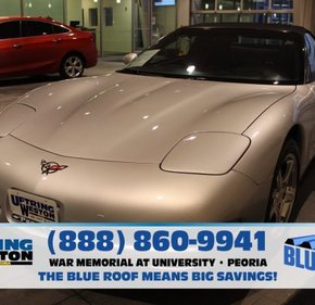 2001 Chevrolet Corvette Convertible for sale 101052888