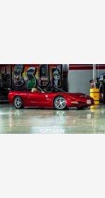 2001 Chevrolet Corvette Convertible for sale 101062613