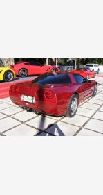 2001 Chevrolet Corvette Coupe for sale 101072306