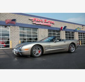 2001 Chevrolet Corvette Convertible for sale 101074783